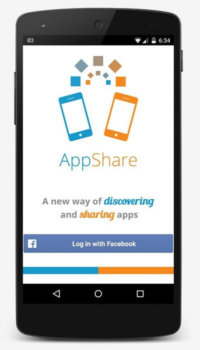 App Share - Android Apps on Google Play